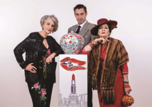 LIP SERVICE - A Play About Cosmetic Queen Helena Rubinstein Comes to Melbourne