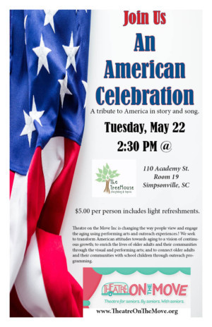 Theatre on the Move Presents AN AMERICAN CELEBRATION