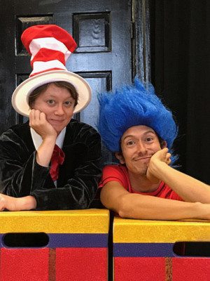 CAT IN THE HAT Comes to Kelsey Theatre 6/2