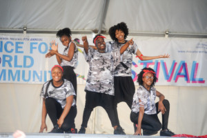 Everybody Dance Now! Dance For World Community Festival Comes to Harvard Square, 6/9