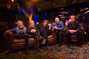 Stone Temple Pilots Perform 'Roll Me Under' Ahead Of AT&T AUDIENCE Network Concert