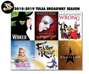 Celebrity Attractions 2018 2019 Broadway Season Tickets