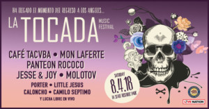 La Tocada Music Festival Returns To Los Angeles For 5th Anniversary