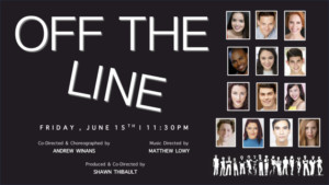 National Touring Cast Of A CHORUS LINE Comes to 54 Below in OFF THE LINE: A Concert