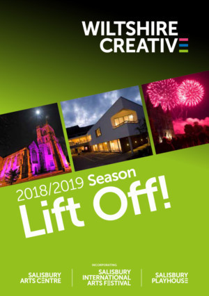 Wiltshire Creative – The new organisation announces its