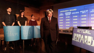 ACTUAL JEOPARDY Welcomes Tom Power, Lana Gay, and Maurie Sherman