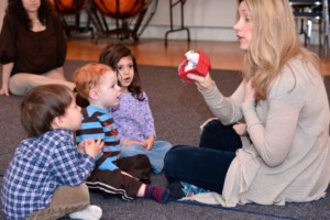 Hoff-Barthelson Music School to Host Early Childhood Music Classes Open House