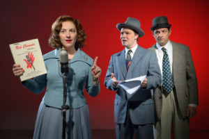 California Premiere Of Red Scare Drama FINKS Opens At TheatreWorks This June