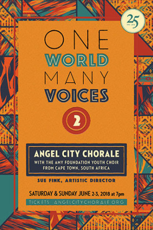 Celebrate Angel City Chorale's 25th Anniversary, 6/2