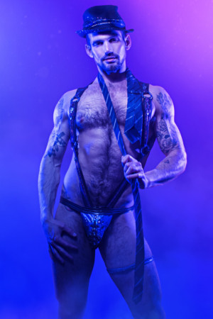 Chris Harder Brings Solo Show 'Porn To Be A Star' to Philadelphia