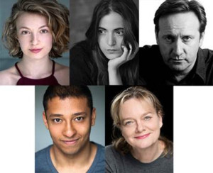 Royal Court Theatre Announces Cast For ONE FOR SORROW