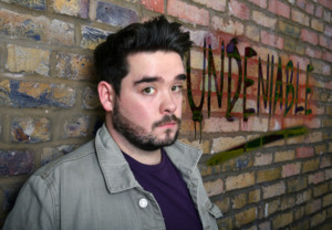 Rising Comedy Star Adam Rowe Heads To Pyramid With Hilarious New Show