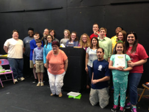 Second Street Players Present SHREK: THE MUSICAL