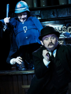 ULYSSES At The Abbey Theatre is Back By Popular Demand