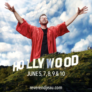 Cleanse your Soul at THE REVEREND JEAU'S REVIVAL