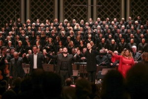 May Festival to Celebrate 40 Thousand Hours Of Singing From Notable Residents