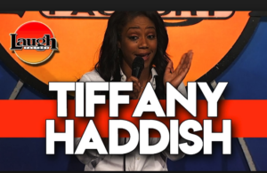 Tiffany Haddish Joins Laugh Factory's Comedy Camp