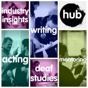 Deafinitely Theatre Announce The Hub - A New Theatre Training Course For Deaf Artists
