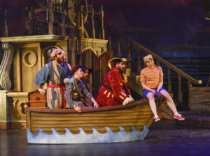 HOW I BECAME A PIRATE Crew Docks In Dallas For Summer Run