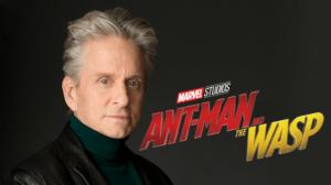 Bid Now to Meet Michael Douglas At Marvel Studios