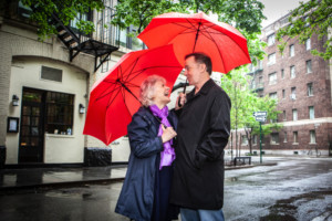 Cherry Lane Theatre Presents FIRST LOVE By Charles Mee