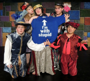 CCT Presents THE COMMEDIA EMPEROR'S NEW CLOTHES