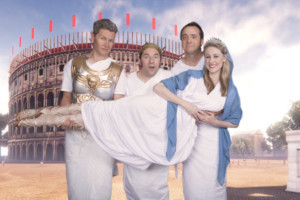 North Coast Repertory Extends A FUNNY THING HAPPENED ON THE WAY TO THE FORUM