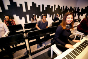 Announcing THE MUSIC GYM At Melbourne's Galleria