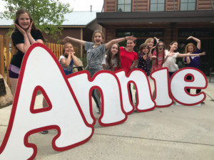 Meet The Orphans of ANNIE at Rocky Mountain Repertory Theatre!