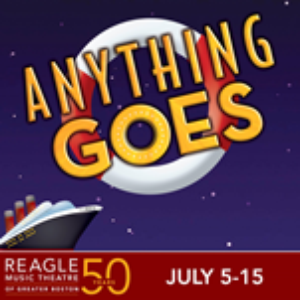 Reagle's 50th Summer Continues With ANYTHING GOES