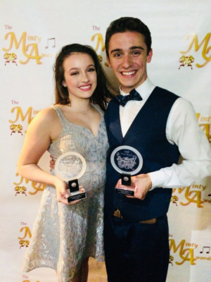 Notre Dame Academy's XANADU Takes Top Honors At 8th Annual Minty Awards On Staten Island