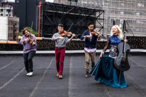 String Quartet ETHEL Celebrates 20th Anniversary Season