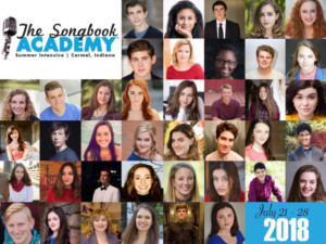 Songbook Academy Announces 2018 Finalists