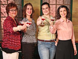 Sip Your Way Through Millbrook Playhouses Hilarious 55th Season Opener