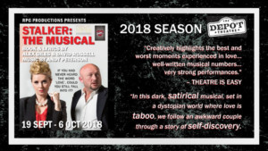 STALKER: THE MUSICAL to Receive Australian Premiere