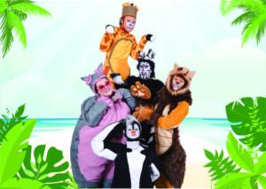 Young Australian Broadway Chorus Presents MADAGASCAR - A MUSICAL ADVENTURE JR.
