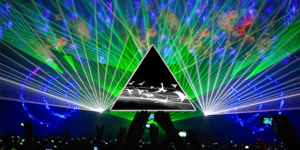 THE PINK FLOYD LASER SPECTACULAR Comes To Hollywood For Two Nights Only