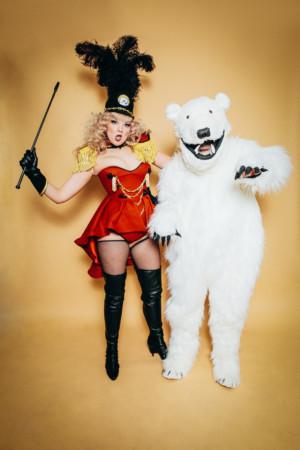 Legendary Circus Performer Announces Performance At Coney Island USA, 7/14