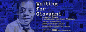 WAITING FOR GIOVANNI Comes to the New York Stage This Summer