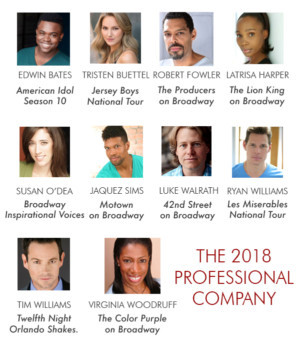 Alpine Theatre Project Announces Its 2018 Broadway Summer Company Artists