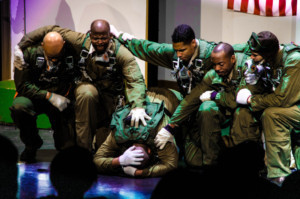 Tuskegee Airmen Fly Onto The New York City Stage!