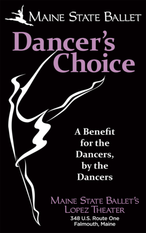 Maine State Ballet Presents Dancer's Choice