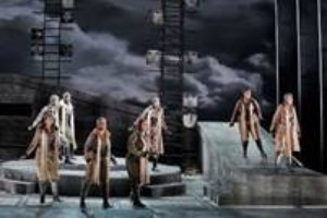 Richard Wagner'sDER RING DES NIBELUNGEN Opens Tonight At The War Memorial Opera House