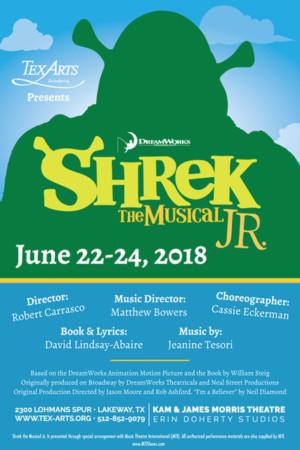 TexARTS Academy Presents SHREK THE MUSICAL, JR