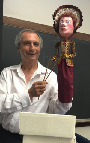 Pontine Presents Forman Brown: NH's Forgotten Poet/Puppeteer