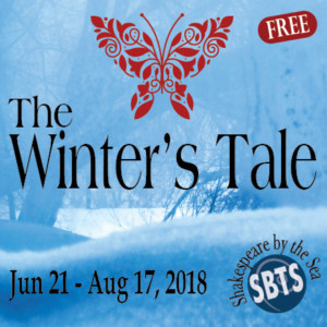 Epic Story THE WINTER'S TALE Comes to Shakespeare By The Sea