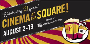 Cinema At The Square 2018 Series Is On Sale Now