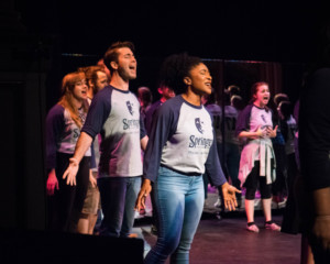 Springer Theatre Academy Teachers Donate Time And Talent To Help Raise Scholarship Money For Students At 4th Annual TEACHaret Benefit