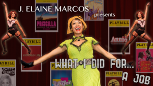 J. Elaine Marcos Returns Debuts Her One Woman Show At Feinstein's/54 Below
