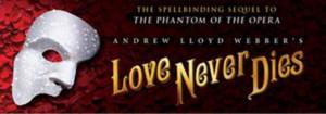 LOVE NEVER DIES Will Make Stops in Memphis, Philadelphia, Denver, and More This Fall